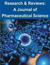 Research and Reviews: A Journal of Pharmaceutical Science (RRJoPS) Journal Subscription