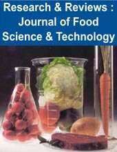 Research and Reviews: Journal of Food Science and Technology (RRJoFST) Journal Subscription