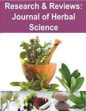 Research and Reviews: Journal of Herbal Science (RRJoHS) Journal Subscription