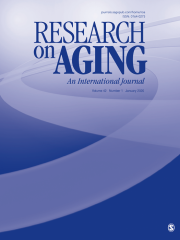 Research on Aging Journal Subscription