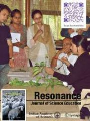 Resonance Journal of Science Education Journal Subscription