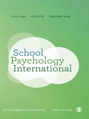 School Psychology International Journal Subscription
