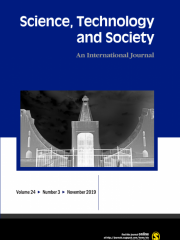 Science Technology and Society Journal Subscription