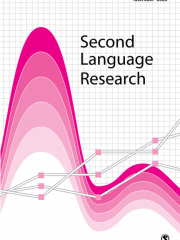 Second Language Research Journal Subscription