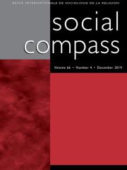 Social Compass Journal Subscription