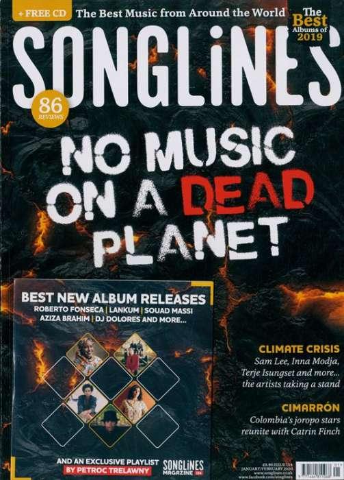 Songlines - UK Edition International Magazine Subscription