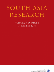 South Asia Research Journal Subscription