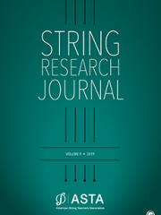 String Research Journal Journal Subscription