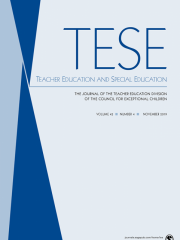 Teacher Education and Special Education Journal Subscription