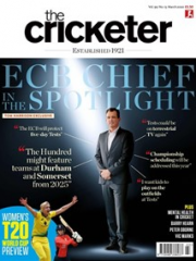 The Cricketer - UK Edition International Magazine Subscription
