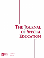 The Journal of Special Education Journal Subscription