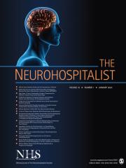 The Neurohospitalist Journal Subscription