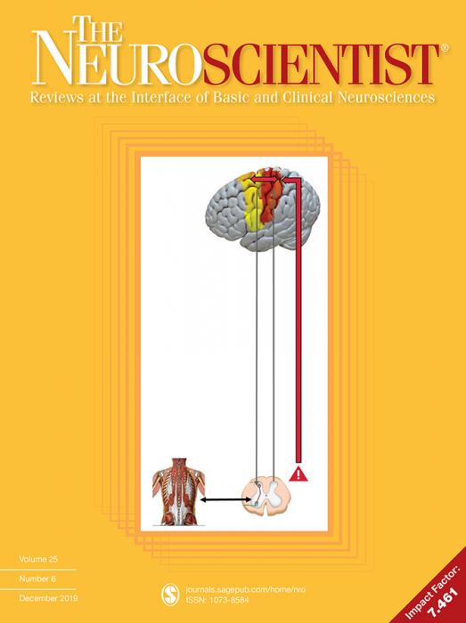 The Neuroscientist Journal Subscription