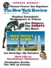 The New York Review Of Books - US Edition International Magazine Subscription