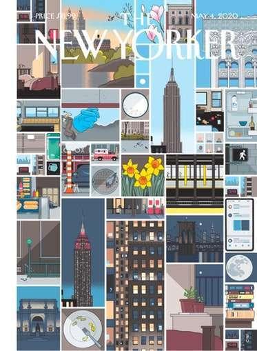 The New Yorker - US Edition International Magazine Subscription