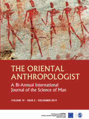 The Oriental Anthropologist Journal Subscription
