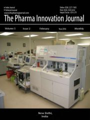 The Pharma Innovation Journal Journal Subscription