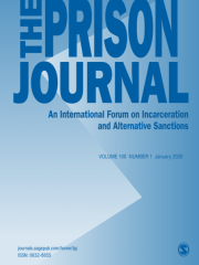 The Prison Journal Journal Subscription
