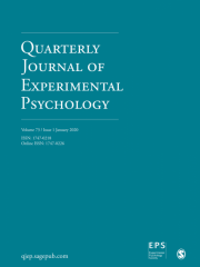 The Quarterly Journal of Experimental Psychology Journal Subscription