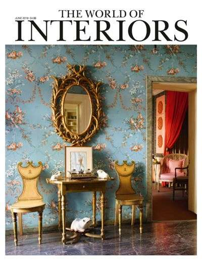 The World Of Interiors - UK Edition International Magazine Subscription