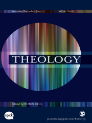 Theology Journal Subscription