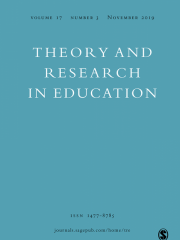 Theory and Research in Education Journal Subscription