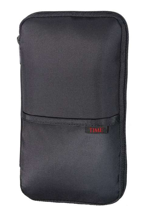 Time Travel Wallet Inner - Free gift with Time Magazine 3 Year Subscription