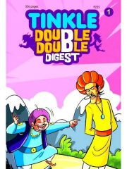 TINKLE DOUBLE DOUBLE DIGEST 1 Magazine Subscription