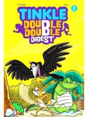 TINKLE DOUBLE DOUBLE DIGEST 2 Magazine Subscription