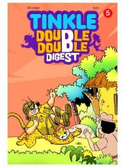 TINKLE DOUBLE DOUBLE DIGEST 5 Magazine Subscription