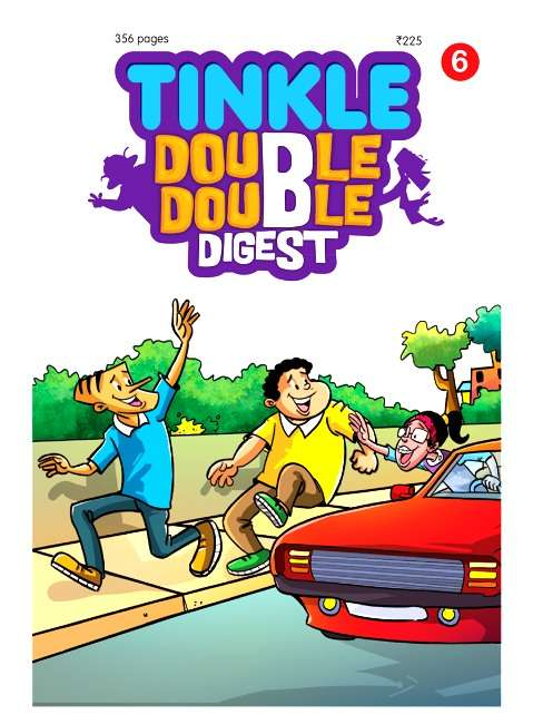 TINKLE DOUBLE DOUBLE DIGEST 6 Magazine Subscription