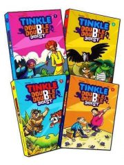 Tinkle Double Double Digest (Pack of 4) Magazine Subscription