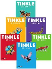 Tinkle Origins - Pack of 6 ( Collector's Edition) Magazine Subscription