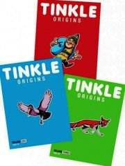 TINKLE ORIGINS TIME TRAVEL KIT (LIMITED EDITION) Magazine Subscription