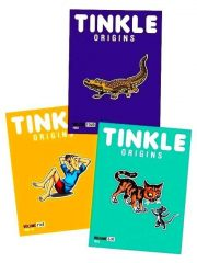 TINKLE ORIGINS VOL.4,5,6 (PACK OF 3) Magazine Subscription