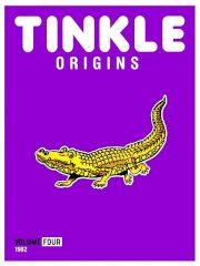 TINKLE ORIGINS VOLUME 4. (1982) Magazine Subscription