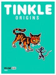 TINKLE ORIGINS VOLUME 6. 1982-83 Magazine Subscription