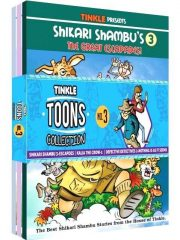 Tinkle Toons Collection 3 Magazine Subscription