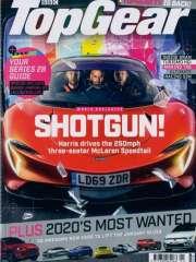 Top Gear - UK Edition International Magazine Subscription