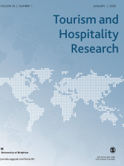 Tourism and Hospitality Research Journal Subscription