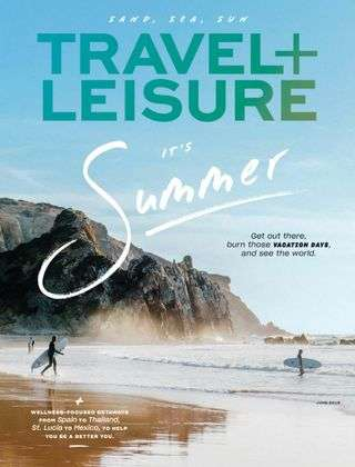 Travel+leisure - US Edition International Magazine Subscription