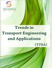 Trends in Transport Engineering and Applications Journal Subscription