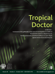 Tropical Doctor Journal Subscription
