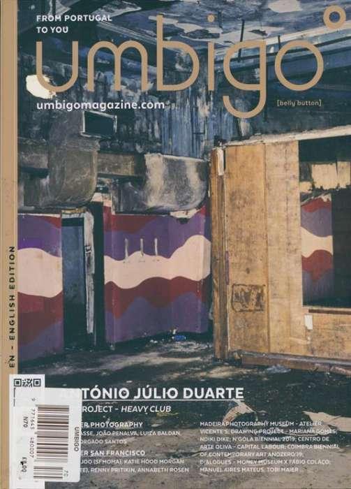 Umbigo - UK Edition International Magazine Subscription