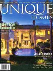 Unique Homes - US Edition International Magazine Subscription