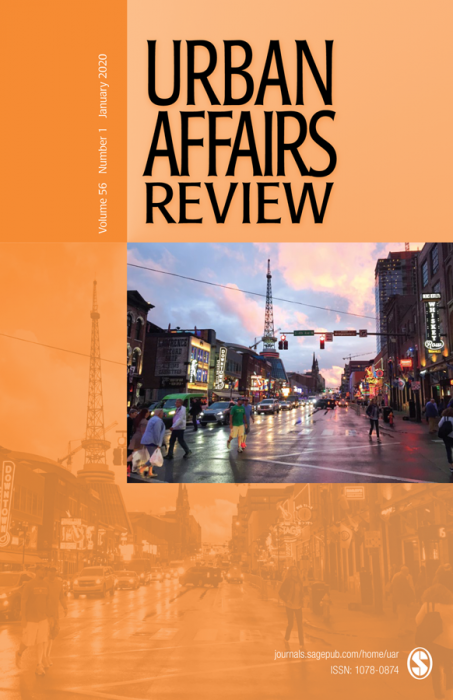 Urban Affairs Review Journal Subscription