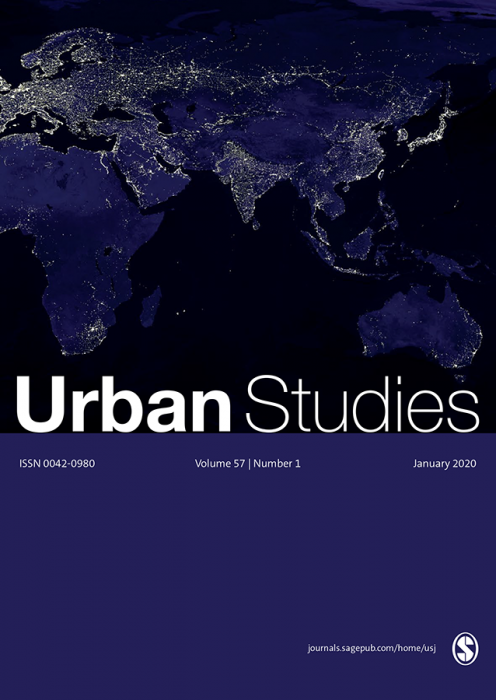Urban Studies Journal Subscription