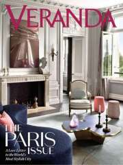 Veranda - US Edition International Magazine Subscription