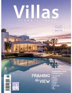 Villas - UK Edition International Magazine Subscription