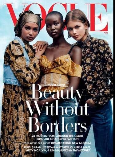 Vogue - US Edition International Magazine Subscription